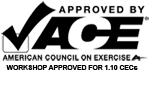 Approved by American Council on Exercise